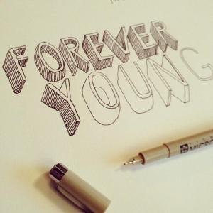 doodle-forever-forever-young-glmr-klls-pen-Favim.com-453318
